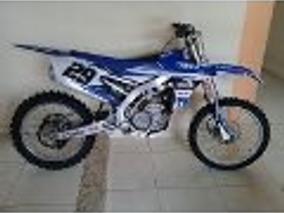 Moto Yamaha Yzf450f Otimo Estado - Oficial Yamaha