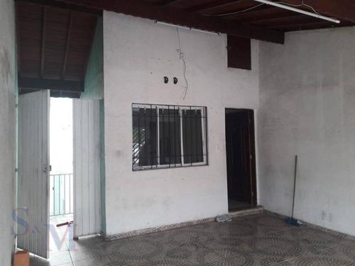 Imagem 1 de 23 de Sobrado Residencial Para Locação E Venda - Cidade São Jorge, Santo André. - So0139