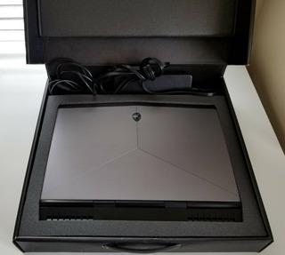 Alienware 15 R3 I7-7700hq 16gb Ddr4 Gtx1070 256ssd+1tb Gsync