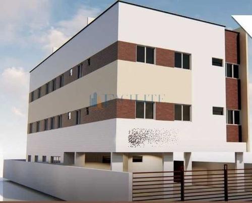 Apartamento Em Frente Ao Espaço Cultural Em Tambauzinho, João Pessoa/pb - 32343-35084