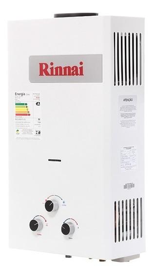 Aquecedor Gas Rinnai 15l Reu-m15 Glp