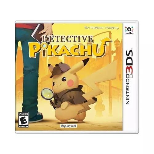Game 3ds Pokemon Pikachu