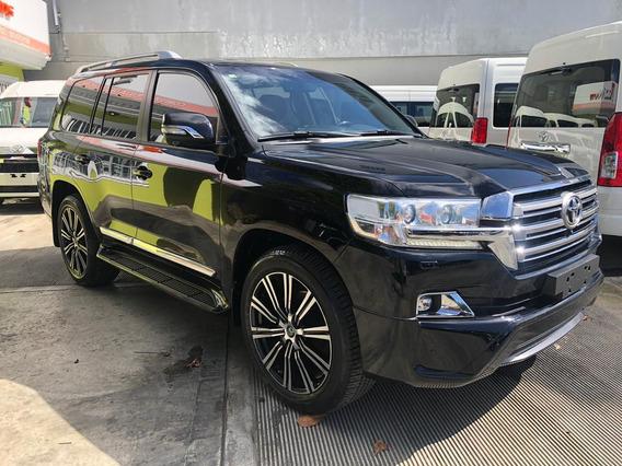 Toyota Land Cruiser Europea 2017