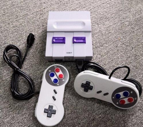 Super Nintendo Saída Hdmi E Cartão Sd - Mega Drive - Novo