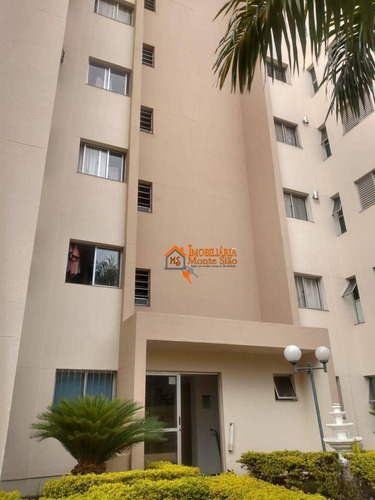 Imagem 1 de 4 de Apartamento Com 3 Dormitórios À Venda, 64 M² Por R$ 286.000,00 - Picanco - Guarulhos/sp - Ap2405