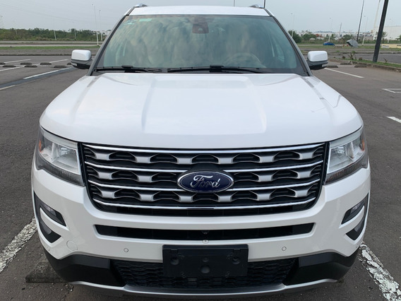Ford Explorer 4wd 2017