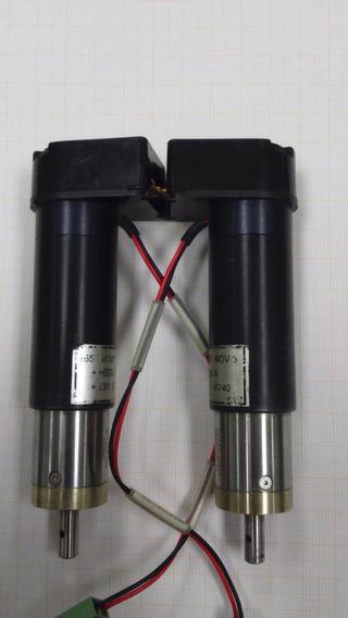 Promoção!!! Kit 2 X Micro Motor Faulhaber 24v + Com Encoder