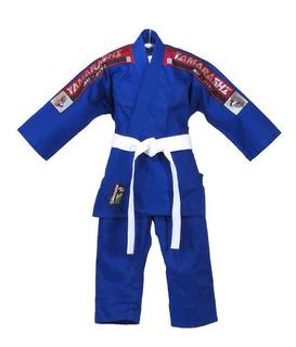 Kimono Infantil Judô E Jiu Jitsu