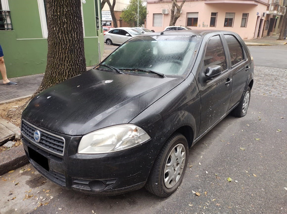 Fiat Palio 1.4 Elx 5 Ptas / Nafta / 2008