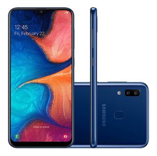 Samsung Galaxy A20 3gb Ram Y 32rom + Micro Sd 32 De Regalo