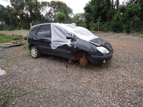Renault Scenic 2007 Para Retirada De Peças