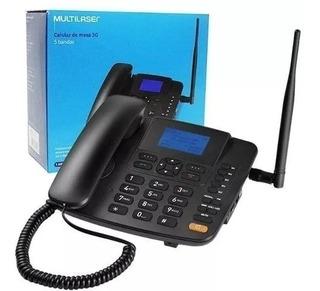 Celular Telefone Rural 3g Desbloqueador Qualquer Operadora