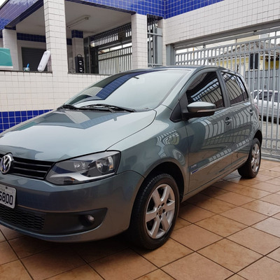 Volkswagen Fox Prime 2010/2011 Cinza 5p