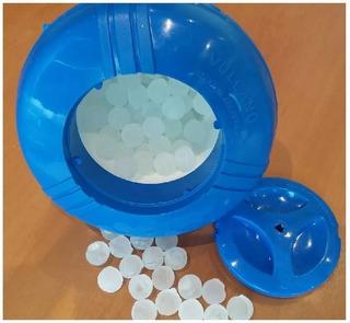 Boya Filtro Antisarro + Sal Polifosfato Siliphos Cuotas
