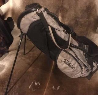 Golf,bolso De Golf Titleist Trípode