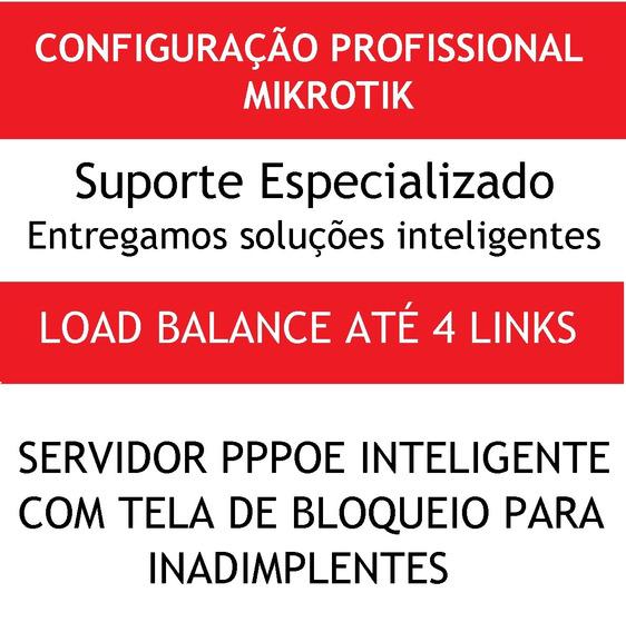 Configuração Mikrotik Load Balance Ou Autenticador Pppoe