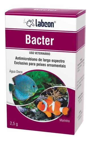 Imagem 1 de 1 de Alcon Labcon Bacter 10 Caps.