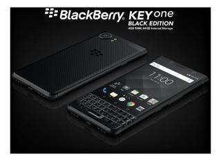 Blackberry Keyone Bbb100-1- Black Edition Dual Sim 64gb 4gb