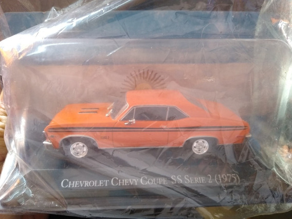 Autos Inolvidables Nro 68 Chevrolet Chevy Coupe Ss Serie 2