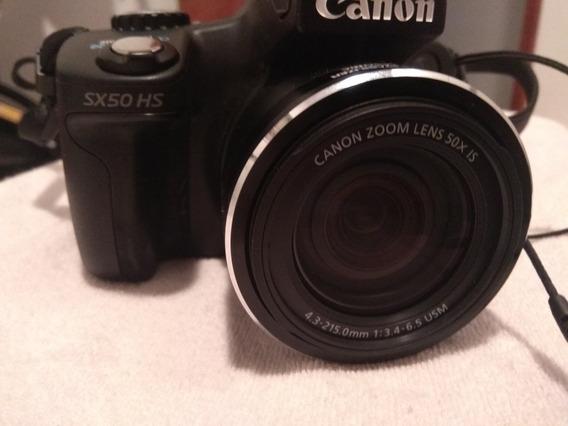 Câmera Digital Canon Sx50hs