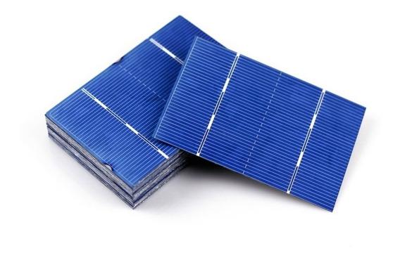 Celda Panel Solar 0.5 V 0.72 W 78mmx52mm