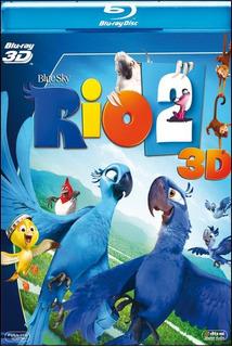 Blu-ray - Rio 2 (3d)