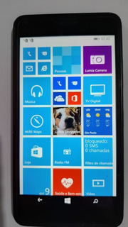 Celular Microsoft 640 Rm 1109 Leia O Anúncio