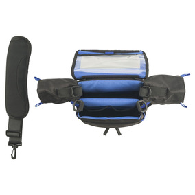 Zoom Pcf- 4 Case Protetora Para Gravador Zoom F4/f8 Original