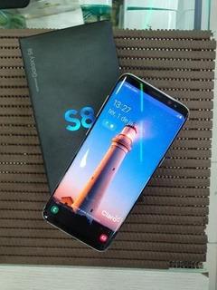 Kit Samsung Galaxy S8 Dual Sim 64 Gb + 256gb Preto...