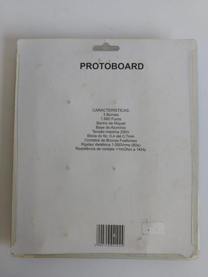 Placa Protoboard 1680 Furos
