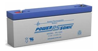 Ps 1220 Bateria Recargable 12v/2.5ah Psonic Ps 1220