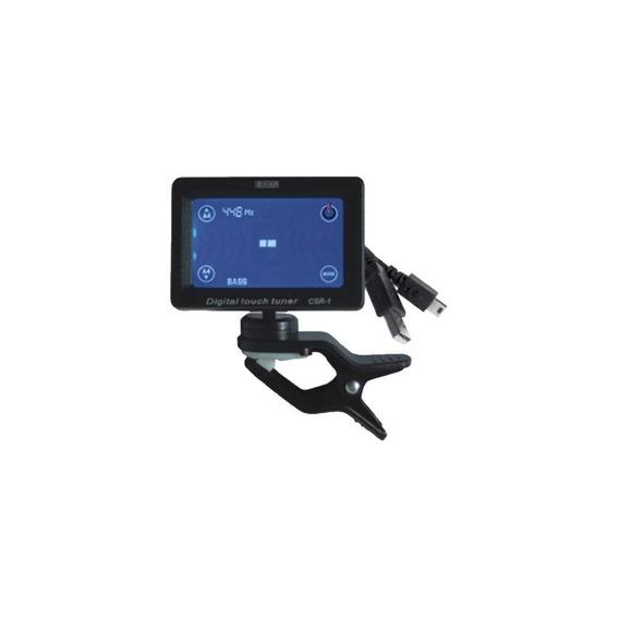 Afinador Csr 1 Digital Touch Screen