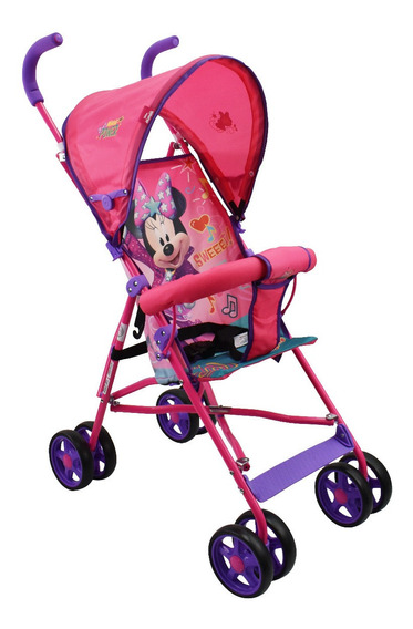 Carriola De Baston Minnie Rock Star