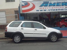 Fiat / Palio Weekend Adventure - Vila America Multimarcas