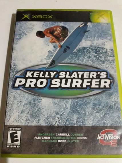 Kelly Slater´s Pro Surfer Xbox Classic Mídia Física