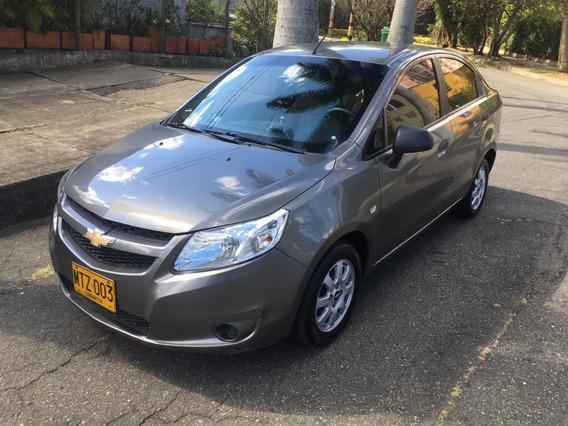 Se Vende Chevrolet Sail 2013 Unica Dueña