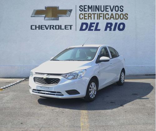 Imagen 1 de 15 de Chevrolet Aveo Ls 2020 Blanco