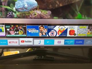 Samsung Led Smart Tv 4k Ultra Hd 40