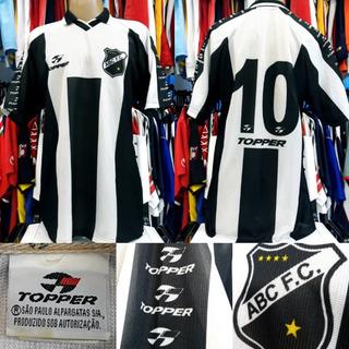 Camisa Abc - Topper - G - 2000 - Nº10