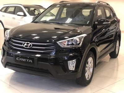 Hyundai Creta 1.6 Gl Connect Automática 0km 2020