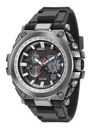 Relógio Speedo Masculino Sport 81160g0evnp2 Garantia 1 Ano