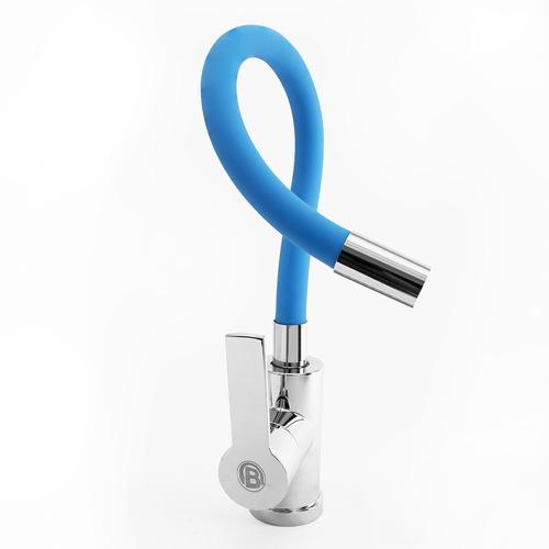 Llave Mezclador  Lavaplatos-esqualizable Azul