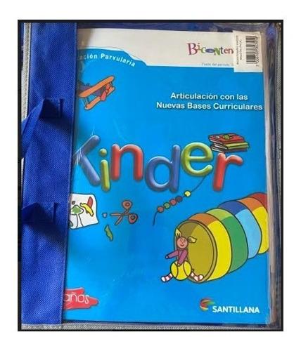 Pack Bicentenario Kinder Santillana