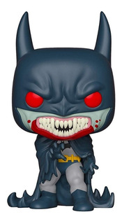 Funko Pop Dc Heroes Batman Red Rain (count Dracula)