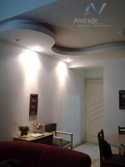 Apartamento Residencial Para Venda E Locação, Bosque, Campinas. - Ap0421