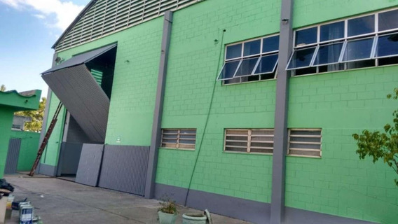 Galpão Comercial Para Locação, Granja Viana Ii, Cotia - . - Ga0025