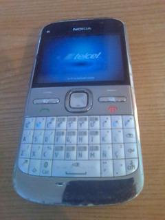 Telefono Basico Nokia E5 Telcel