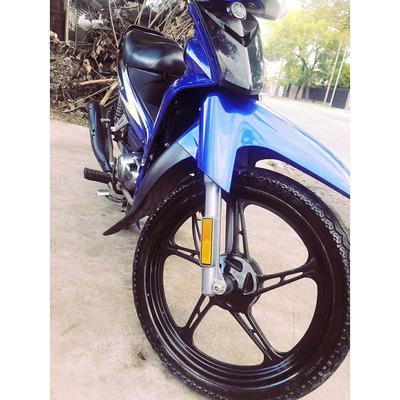 Yamaha New Crypton 2013