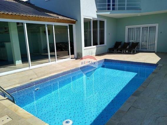 Casa Com 4 Dormitórios, 2 Suítes À Venda, 386 M² Por R$ 1.420.000 - Aruã Eco Park - Mogi Das Cruzes/sp - Ca0114