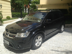 Dodge Journey 2.7 Sxt 5p 2010 Blindada
